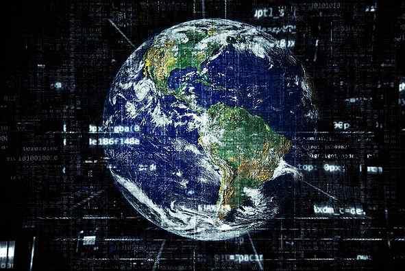 Vernetzter Planet Erde