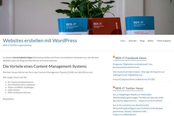 RSS-Feeds in WordPress einbinden