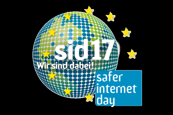 Logo des Safer Internet Days